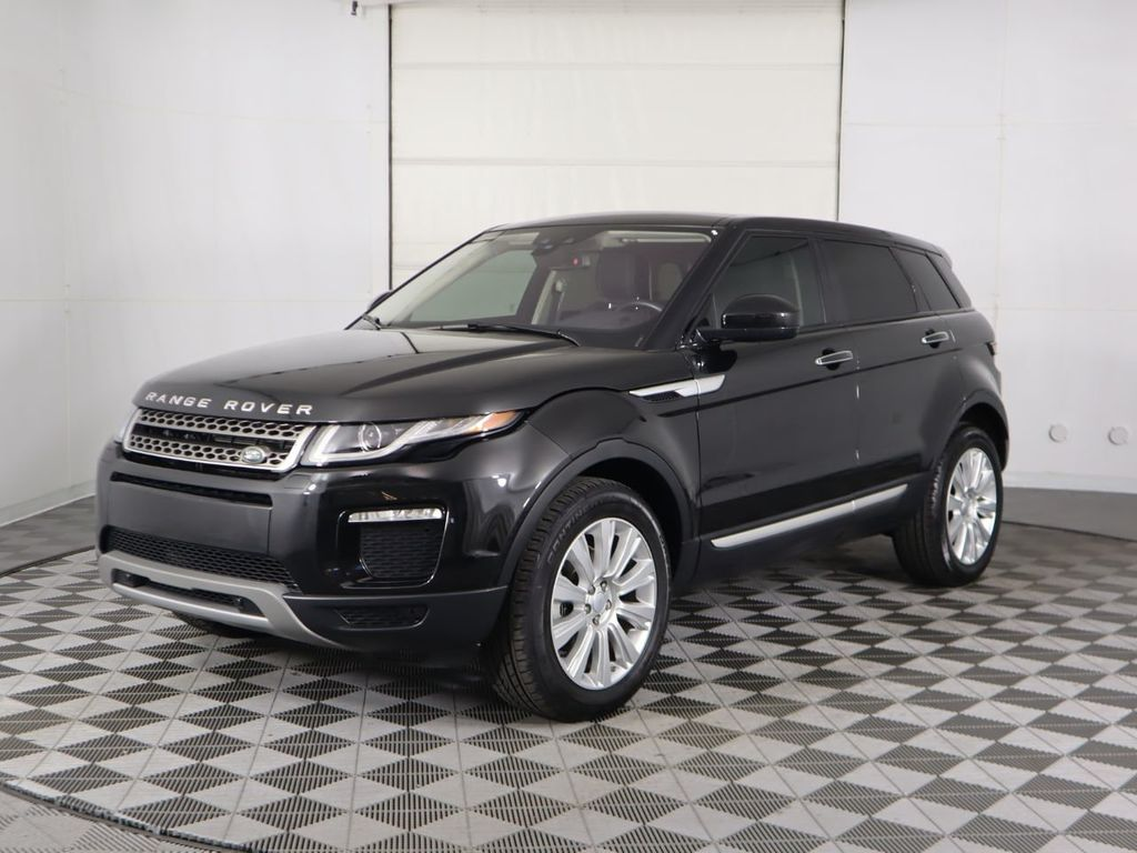 2019 Used Land Rover Range Rover Evoque COURTESY VEHICLE SUV for