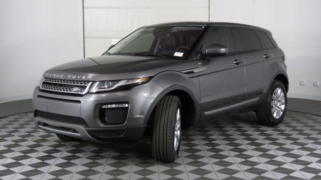 2019 Used Land Rover Range Rover Evoque COURTESY VEHICLE SUV
