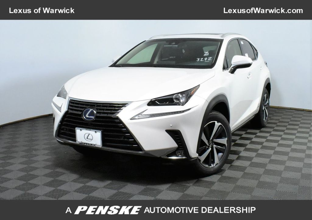 Dealer Video - 2019 Lexus NX NX 300h AWD - 18464912