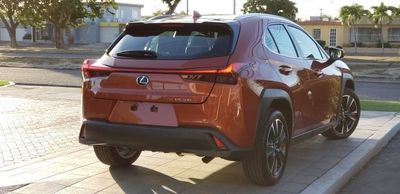 2019 Lexus UX UX 200 FWD SUV - Click to see full-size photo viewer