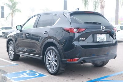 2019 Mazda CX-5 Grand Touring AWD SUV - Click to see full-size photo viewer