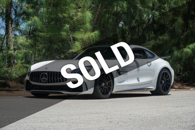 Mercedes Benz Amg >> 2019 Mercedes Benz Amg Gt Amg Gt R Coupe Coupe For Sale Miami Fl 174 900 Motorcar Com