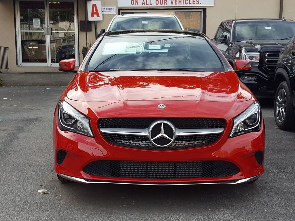 2019 Used Mercedes Benz Cla 250 4matic W Panomeric Roof At Saw Mill