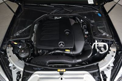 2019 Mercedes-Benz C-Class C 300 Sedan - Click to see full-size photo viewer