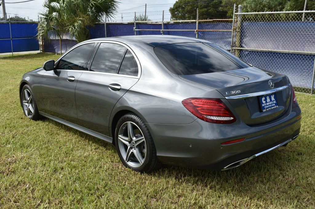 2019 Used Mercedes Benz E Class 2019 E300 Sedan Parking Assist Pano Roof Burmester Audio At C K Auto Imports South Serving Pompano Beach Fl Iid 20396970