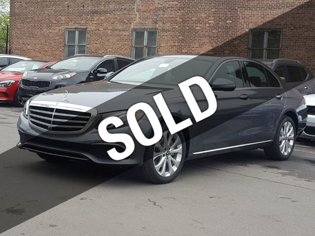 2019 Used Mercedes-Benz E-Class E 300 4MATIC Luxury at Saw ...