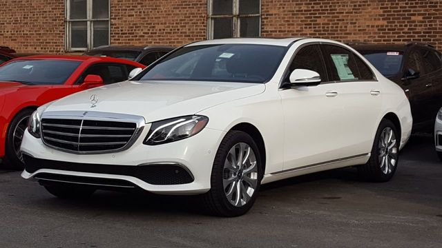 2019 Used Mercedes-Benz E-Class E 300 4MATIC Luxury w ...