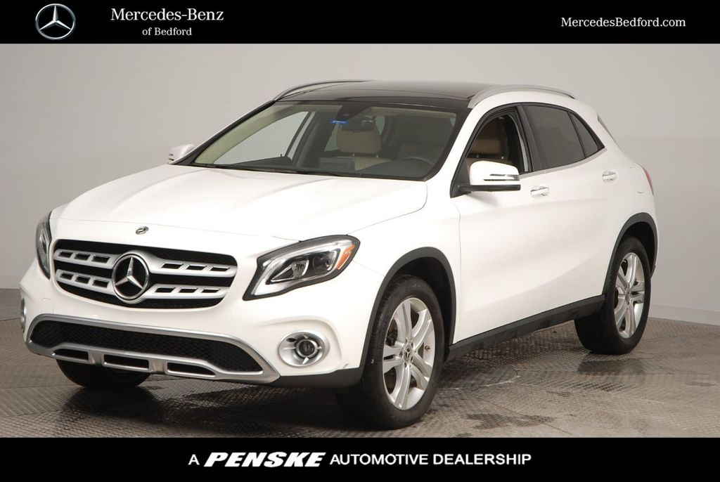 2019 Used Mercedes Benz Gla Gla 250 At Penske Cleveland Serving All Of Northeast Oh Iid 20520640