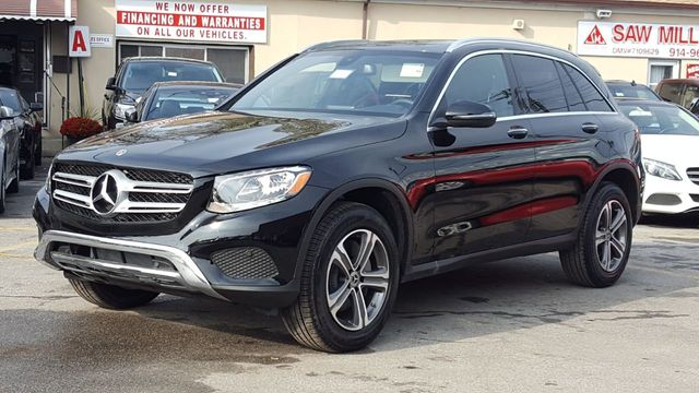 2019 Mercedes-Benz GLC (Cosmetically As Is) 300 4MATIC SUV - 18169649 - 0