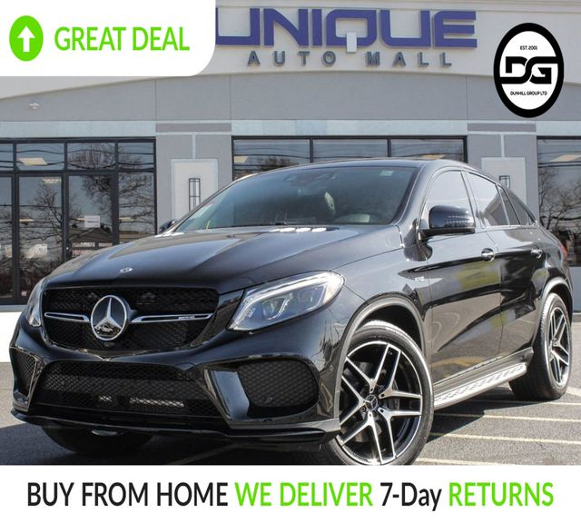 2019 Used Mercedes-Benz AMG GLE 43 4MATIC Coupe At Unique