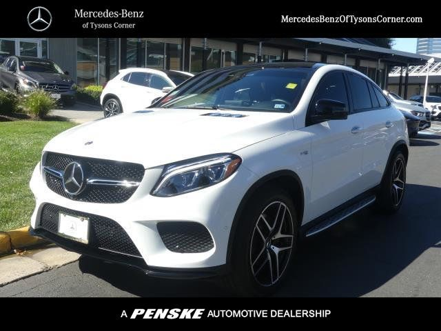 Mercedes Benz Of Tysons >> 2019 Used Mercedes Benz Amg Gle 43 4matic Coupe At Tysons Penske Automotive Dc Serving Washington Dc Va Iid 19448449
