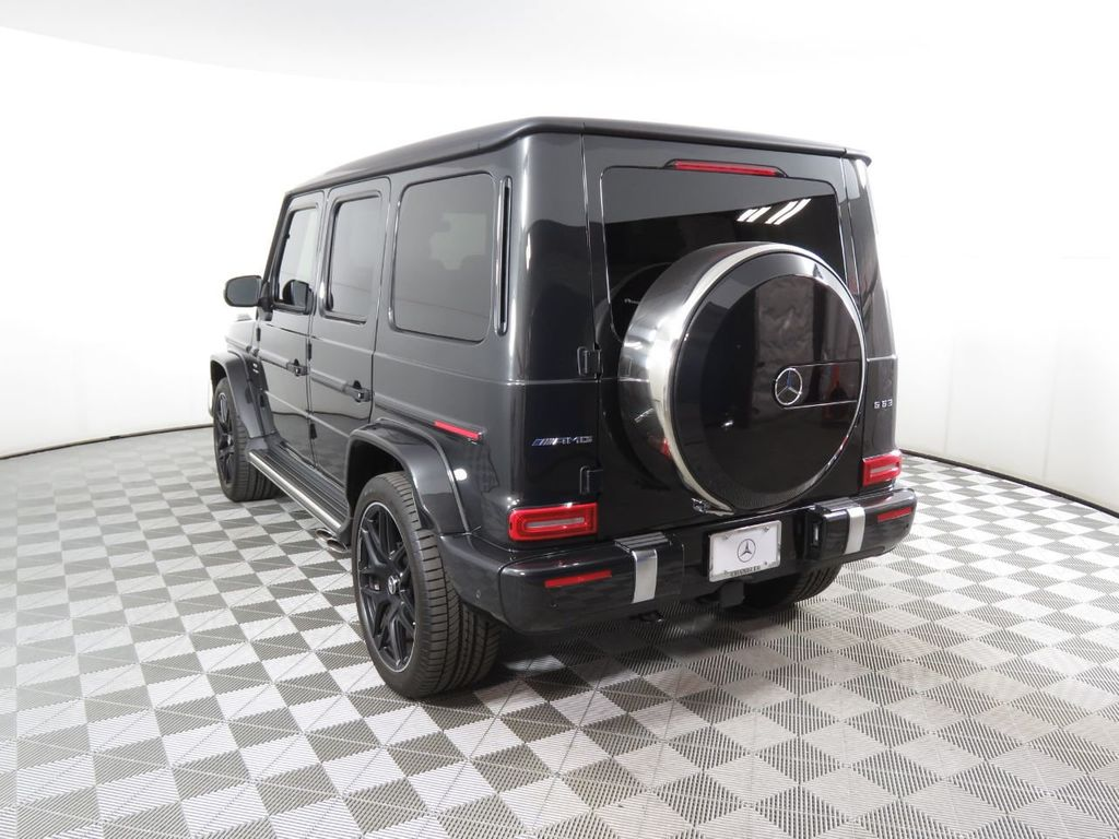 2019 Used Mercedes Benz Amg G 63 4matic Suv At Penske Automall Az Iid 19402572