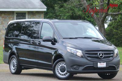 "2019 Mercedes-Benz Metris Passenger Van Metris Passenger Van Standard Roof 126"" Wheelbase - Click to see full-size photo viewer"