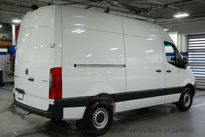 2019 Mercedes-Benz Sprinter Cargo Van  Van - Click to see full-size photo viewer