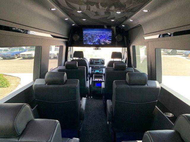 Mercedes Bus Van >> 2019 Used Mercedes Benz Sprinter Passenger Van 2500 High Roof 170 At Cnc Motors Inc Serving Upland Ca Iid 19105104