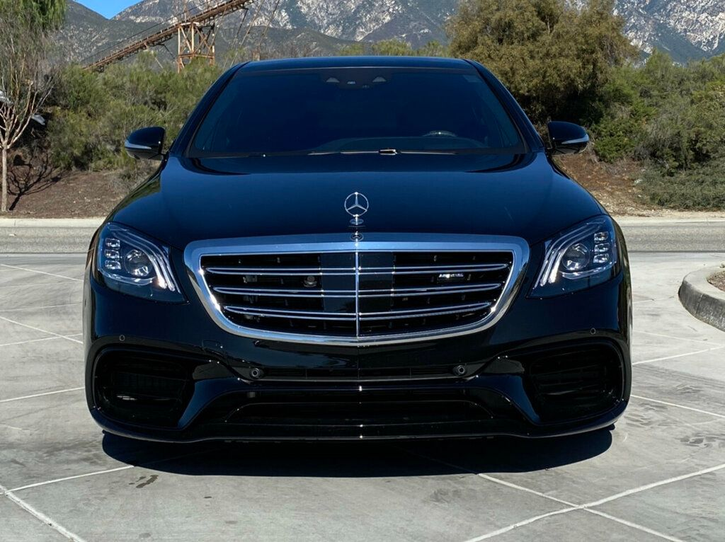 2019 Used Mercedes-Benz AMG S 63 4MATIC Sedan at CNC ...