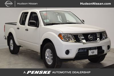 2019 Nissan Frontier SV Truck Crew Cab Short Bed - Click to see full-size photo viewer