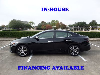 2019 Nissan Maxima 2019 Nissan Maxima 3.5 SL, PANO ROOF, NAVI, LOADED, 1 OWNER! - Click to see full-size photo viewer