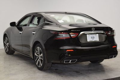 2019 Nissan Maxima S 3.5L Sedan - Click to see full-size photo viewer