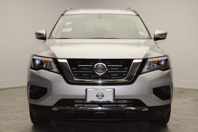 2019 Nissan Pathfinder 4x4 S SUV - Click to see full-size photo viewer