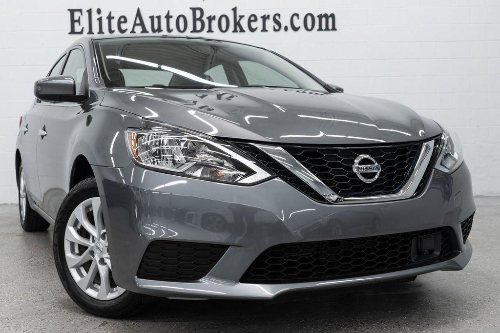 2019 Used Nissan Sentra Sv Cvt At Elite Auto Brokers Serving Washington D C Arlington Beth Md Iid 20233683