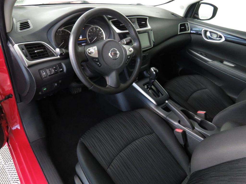 2019 Used Nissan Sentra Sv Cvt At Lamborghini North Scottsdale Serving Phoenix Tucson Las Vegas Az Iid 20532516