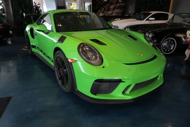 2019 Porsche 911 GT3 RS - Click to see full-size photo viewer