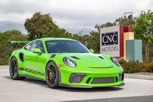 2019 Used Porsche 911 GT3 RS Coupe at CNC Motors Inc. Serving Upland, CA,  IID 18012404