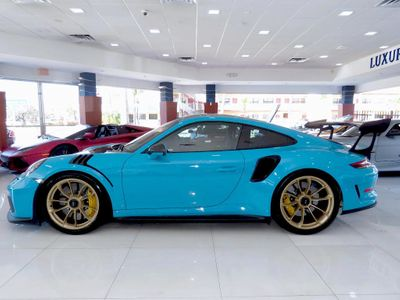 2019 Porsche 911 GT3 RS Weissach Coupe