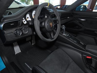 2019 Porsche 911 GT3 RS Weissach - Click to see full-size photo viewer
