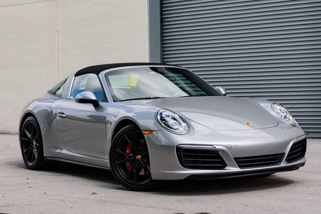 Porsche Targa For Sale >> 2019 Porsche 911 Targa 4s Coupe For Sale Miami Fl 132 991 Motorcar Com