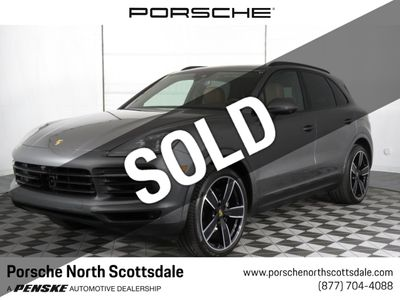 2019 Used Porsche Cayenne E Hybrid At Penske Premium Leasing Serving Bloomfield Hills Mi Iid 20010021
