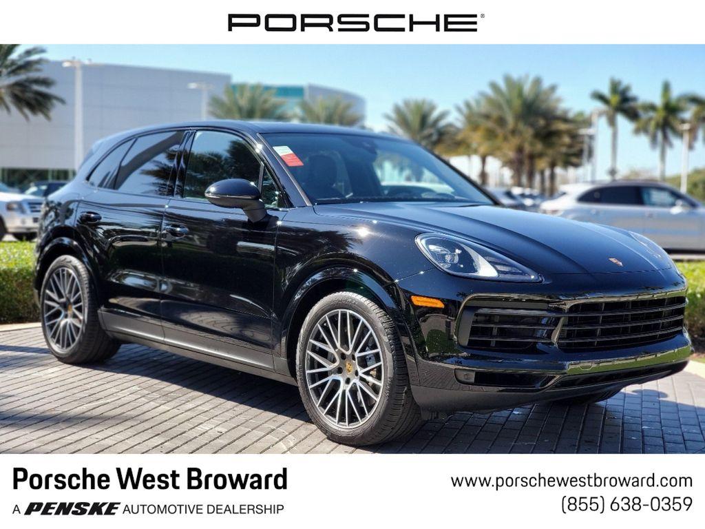 2019 Porsche Cayenne S Suv For Sale Fort Lauderdale Fl 79 995 Motorcar Com