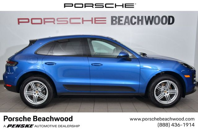 2019 Used Porsche Macan Awd At Penske Cleveland Serving All Of