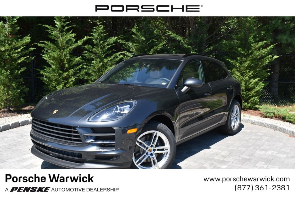 2019 Used Porsche Macan Awd At Inskip S Warwick Auto Mall Serving Providence Ri Iid 19077159