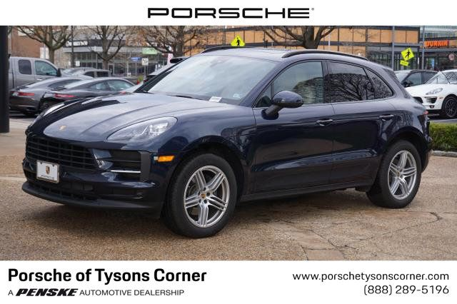 2019 Used Porsche Macan Premium Plus Package 62250 Msrp At Porsche Of Tysons Corner Serving Washington D C Fairfax Arlington Va Iid 19949496