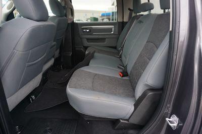 2019 Ram 1500 Classic Big Horn 4x2 Crew Cab 6'4