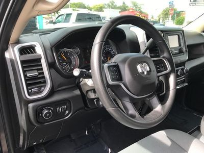 """2019 Ram 2500 Big Horn 4x4 Crew Cab 6'4"""" Box - Click to see full-size photo viewer"""