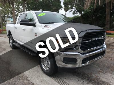 "2019 Ram 2500 Big Horn 4x4 Crew Cab 6'4"" Box - Click to see full-size photo viewer"