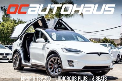 Used Tesla Model X Westminster Ca