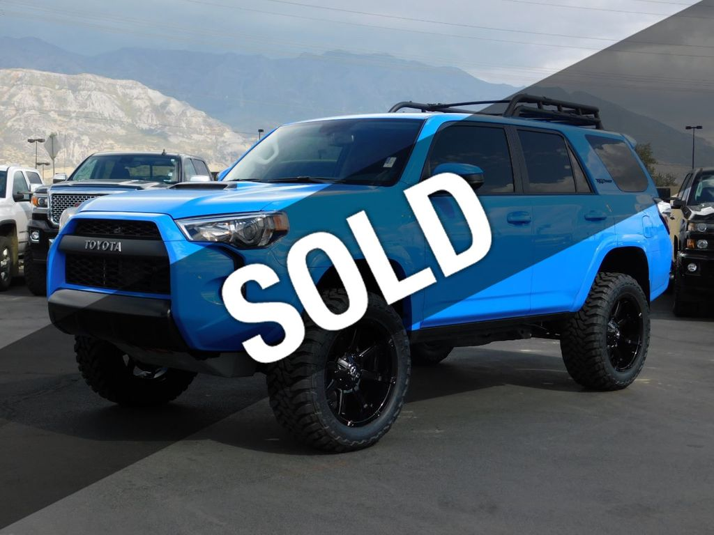 Toyota 4Runner Lifted >> 2019 Used Toyota 4runner Trd Pro At Watts Automotive Serving Salt Lake City Provo Ut Iid 19340275