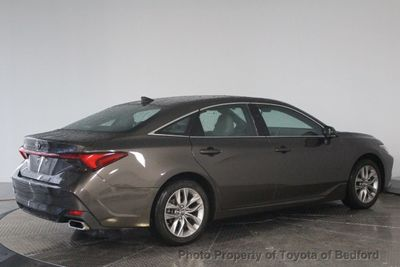 2019 Toyota Avalon XLE Sedan - Click to see full-size photo viewer