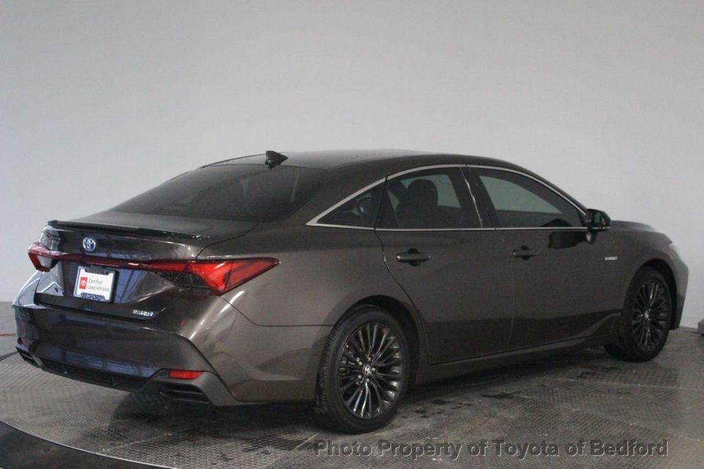 2019 Toyota Avalon Hybrid Hybrid XSE - 17732573 - 15