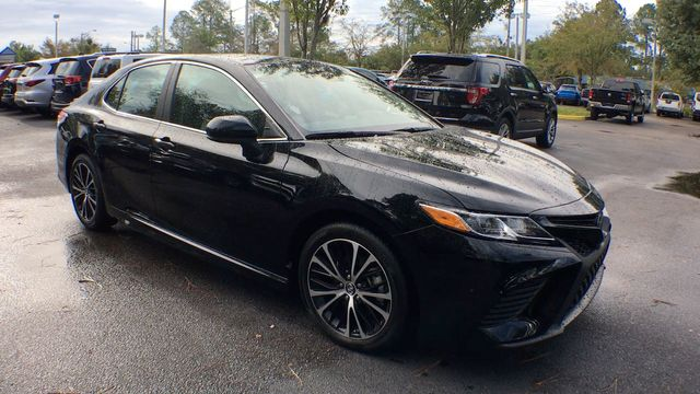 Se Car Agency >> 2019 Used Toyota Camry Se Automatic At Southeast Car Agency Serving Gainesville Fl Iid 19267912