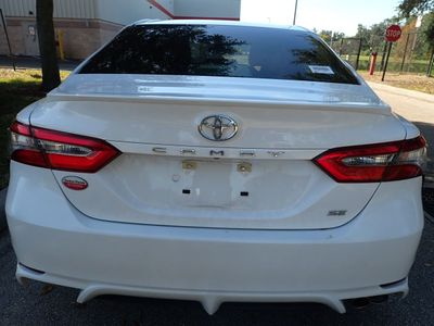 2019 Toyota Camry SE Automatic Sedan - Click to see full-size photo viewer