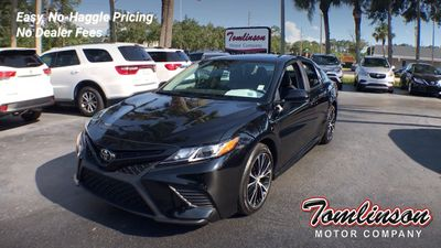 Used Toyota Camry at Tomlinson Motor Company Serving