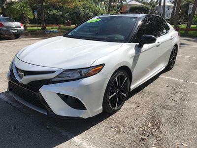 2019 Toyota Camry XSE Automatic - Click to see full-size photo viewer