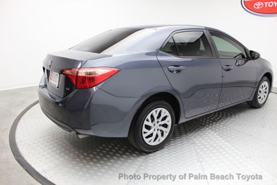 2019 Toyota Corolla LE CVT Sedan - Click to see full-size photo viewer