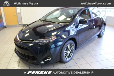 2019 Toyota Corolla TRAC Sedan - Click to see full-size photo viewer