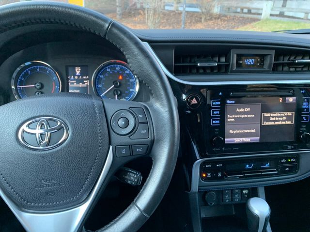 2019 Toyota Corolla XSE CVT - Click to see full-size photo viewer